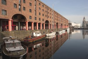 Albert Docks Liverpool