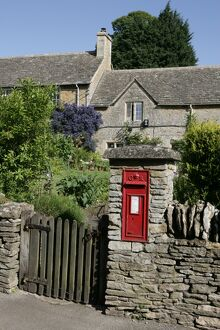 Cotswold village of Upper Slaughter