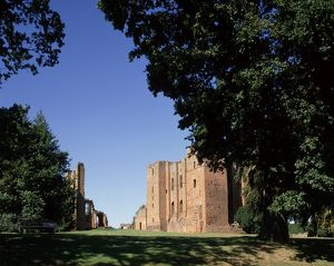 Kenilworth Castle Warw