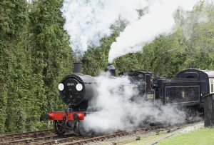 Steam Power on Cornwall's Premier Steam Railway